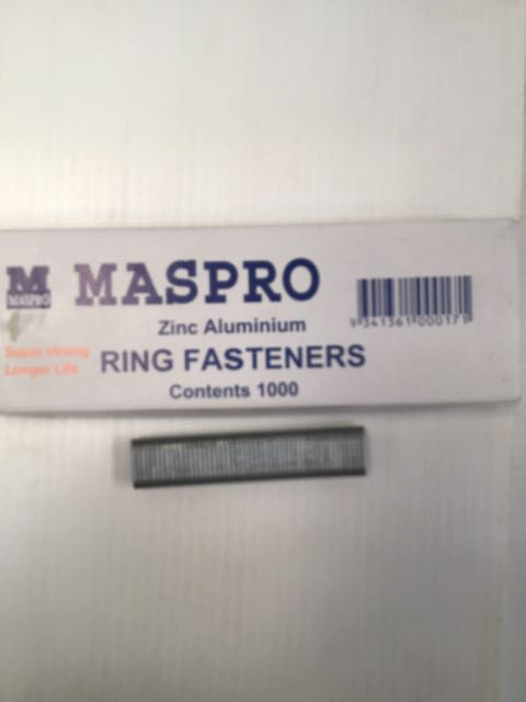 RingFast Clips Pkt1000